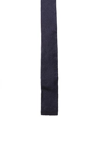 Cravate bleu ESSENTIEL pour homme