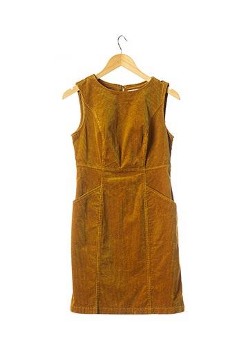 Robe courte marron BODEN pour femme