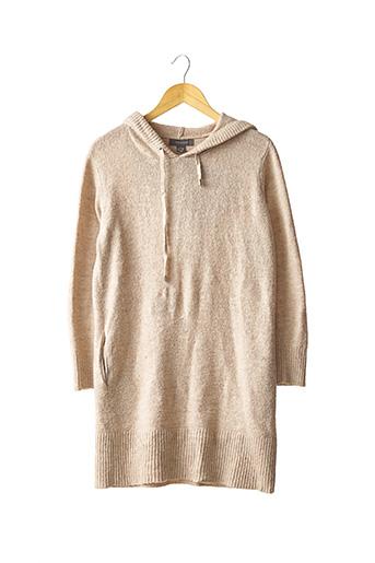 Robe pull beige PRIMARK pour femme