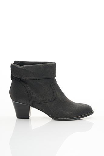 Bottines/Boots gris DERHY pour femme