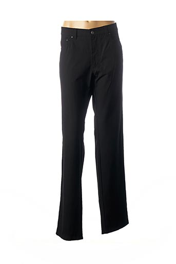 Pantalon casual noir BRÜHL pour homme