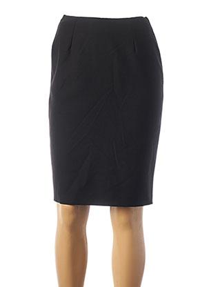 Jupe longue noir TEENFLO pour femme