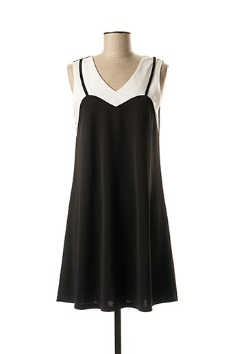 Robe mi-longue noir MOLLY BRACKEN pour fille