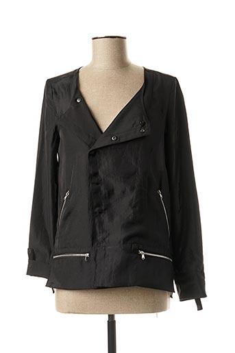 Veste casual noir G STAR pour femme