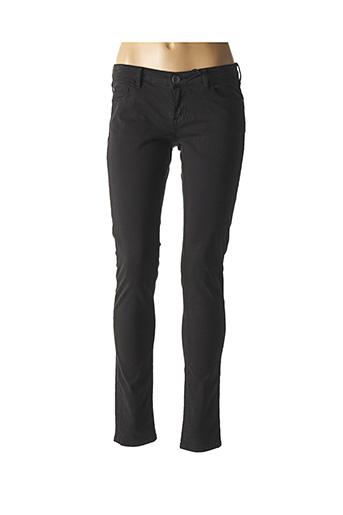 Pantalon casual noir GUESS pour femme