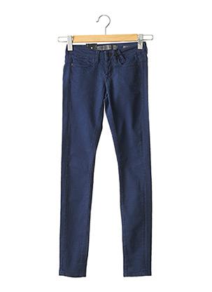 Pantalon casual bleu GUESS pour femme