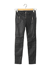 Pantalon casual noir REPLAY pour femme seconde vue