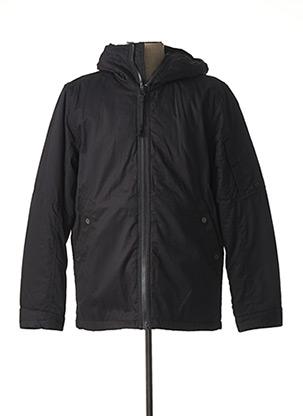 Manteau court noir G STAR pour homme