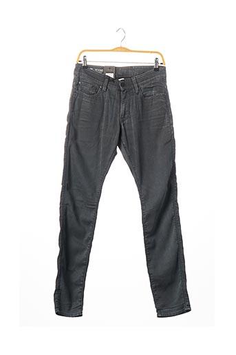 Jeans coupe slim gris G STAR pour homme