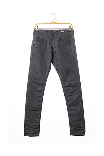 Pantalon casual gris SALSA pour homme