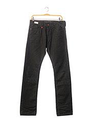 Pantalon casual noir REPLAY pour homme seconde vue