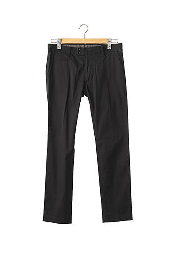 Pantalon chic noir DIESEL pour homme