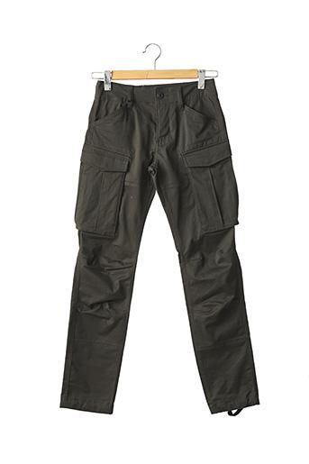 Pantalon casual vert G STAR pour homme