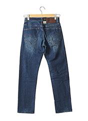 Jeans coupe droite bleu G STAR pour homme seconde vue