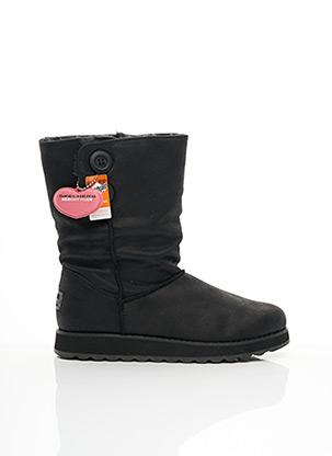 Bottines/Boots noir SKECHERS pour femme