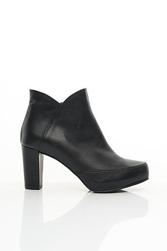 Bottines/Boots noir DERNIERE VERSION pour femme
