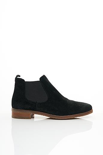Bottines/Boots noir GADEA pour femme