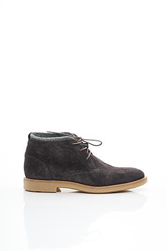 Bottines/Boots gris LLOYD pour homme