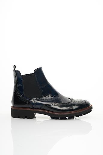 Bottines/Boots bleu GADEA pour femme