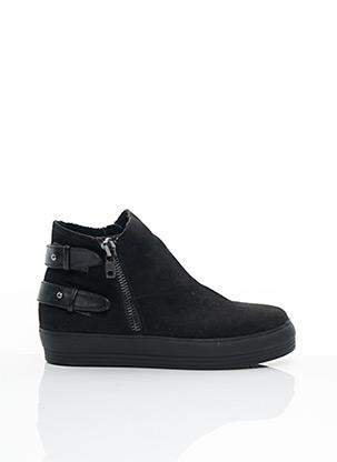 Bottines/Boots noir SAN MARINA pour femme