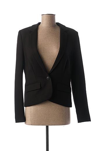Veste chic / Blazer noir TEDDY SMITH pour femme