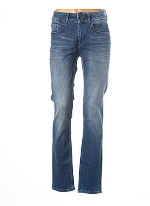 Jeans coupe slim bleu GARCIA pour femme