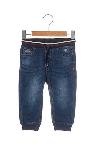 Jeans coupe slim bleu MAYORAL pour enfant