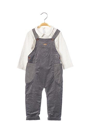 Top/pantalon gris MAYORAL pour garçon