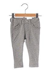 Pantalon casual gris MAYORAL pour fille seconde vue