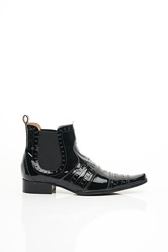 Bottines/Boots noir MOSQUITOS pour femme