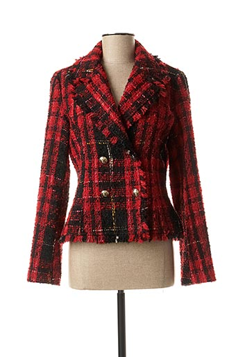 Veste chic / Blazer rouge LIU JO pour femme