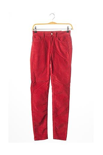 Pantalon casual rouge LIU JO pour femme