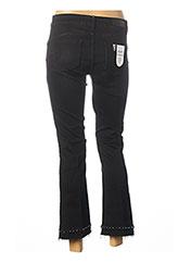 Pantalon 7/8 noir LIU JO pour femme seconde vue
