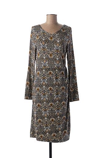 Robe mi-longue bleu COPENHAGEN pour femme