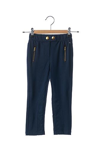 Pantalon casual bleu EMOI BY EMONITE pour fille