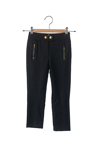 Pantalon casual noir EMOI BY EMONITE pour fille