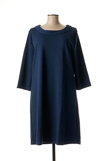 Robe courte bleu EMOI BY EMONITE pour femme