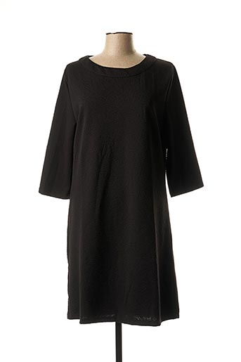 Robe courte noir EMOI BY EMONITE pour femme