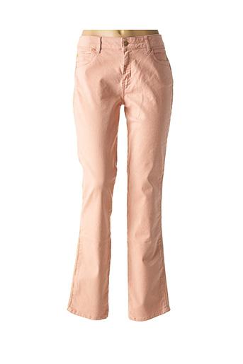 Jeans bootcut rose MISE AU GREEN pour femme