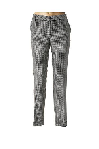 Pantalon chic gris MISE AU GREEN pour femme