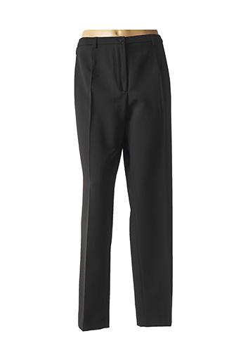 Pantalon chic noir GUY DUBOUIS pour femme