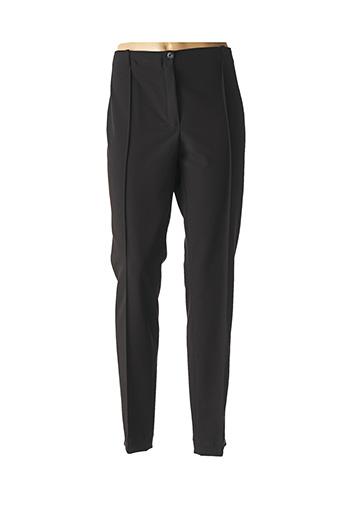 Pantalon chic noir WEINBERG pour femme
