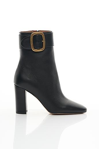 Bottines/Boots noir BIANCA DI pour femme
