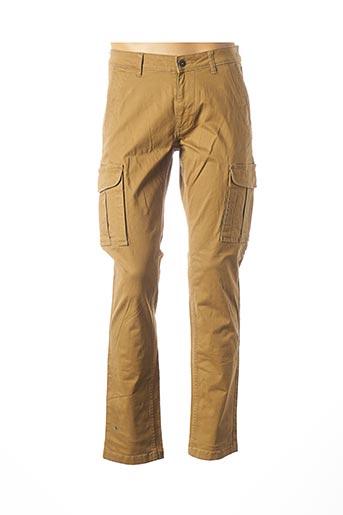 Pantalon casual beige NAPAPIJRI pour homme