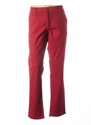 Pantalon casual rouge NAPAPIJRI pour homme