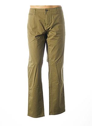 Pantalon casual vert NAPAPIJRI pour homme