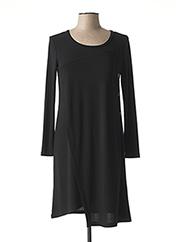 Robe mi-longue noir CREA CONCEPT pour femme seconde vue
