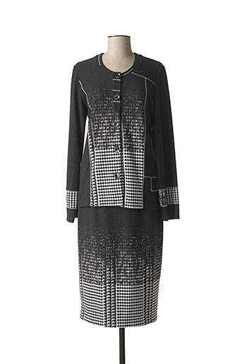 Veste/jupe gris GUY DUBOUIS pour femme