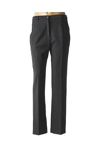 Pantalon chic gris GUY DUBOUIS pour femme