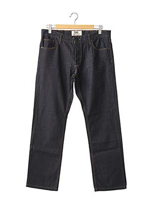Jeans coupe droite bleu TIBET pour homme